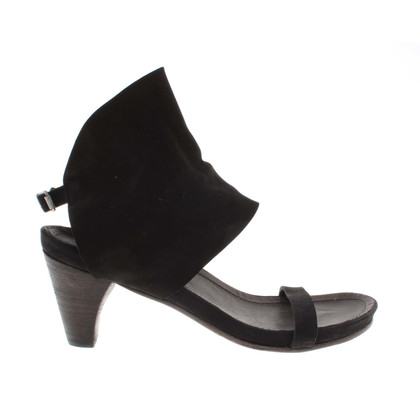 Humanoid Sandales en noir