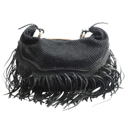 Ermanno Scervino Handbag with leather fringes