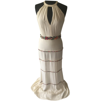 Escada zijden jurk