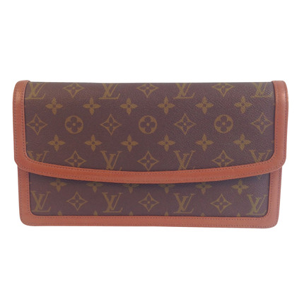 Louis Vuitton Vintage-clutch from Monogram Canvas