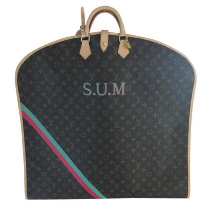 Louis Vuitton Clothes bag from Monogram Canvas