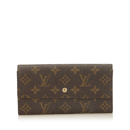 Louis Vuitton Monogram Porte Tresor International