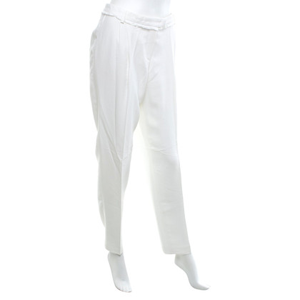 René Lezard trousers in cream