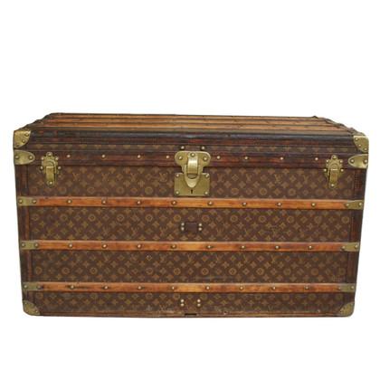"""Louis Vuitton """"D0ada1bf Steamer Trunk"""""""