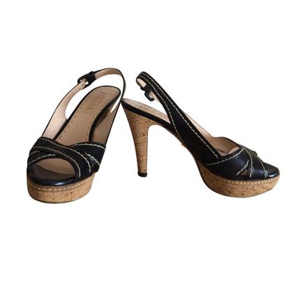 Prada Sandals with plateau