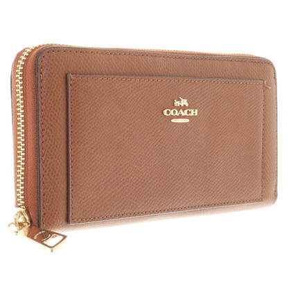 Coach Wallet in brown