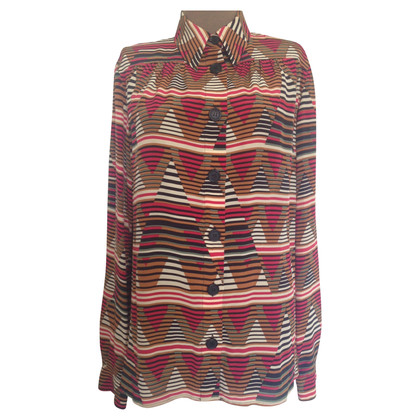 Missoni by Target Multicolor silk shirt