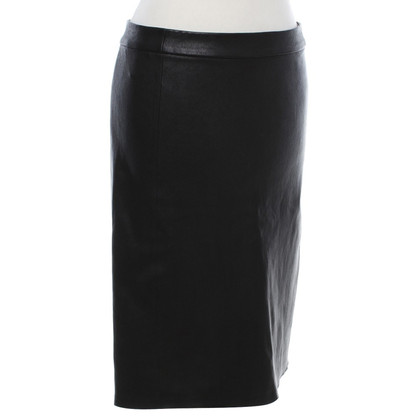 Vince skirt in leather