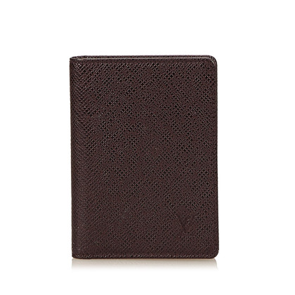Louis Vuitton Taiga Passport Cover