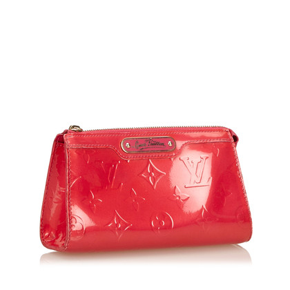 Louis Vuitton Vernis Leather Pouch