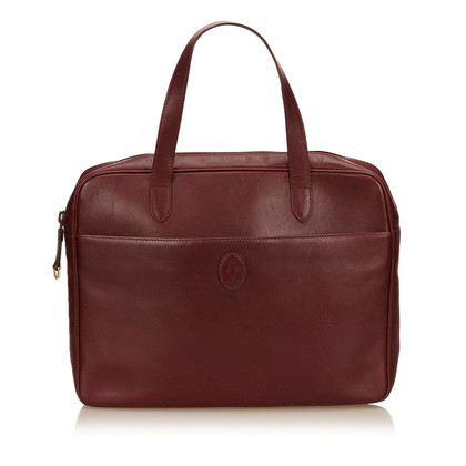 Cartier Leather Handbag