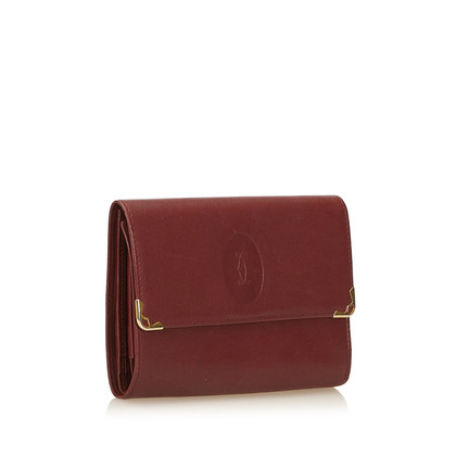 Cartier Leder Must de Cartier Wallet