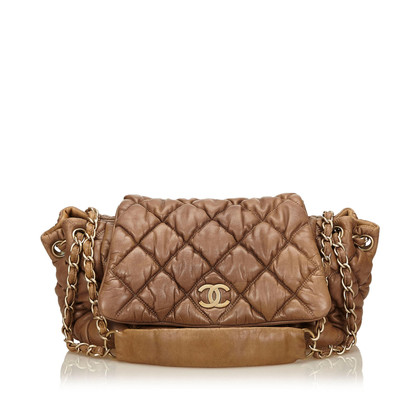 Chanel Bamboo di pelle di agnello Shoulder bag