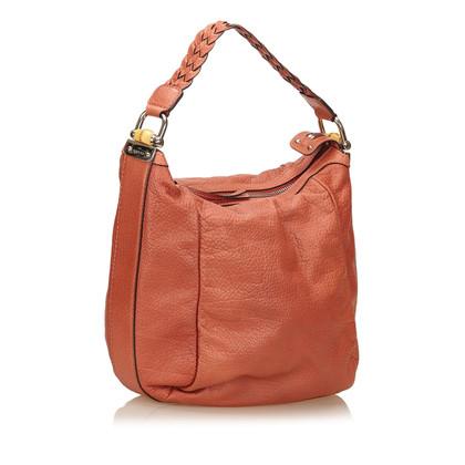 Gucci Calf Leather Shoulder Bag