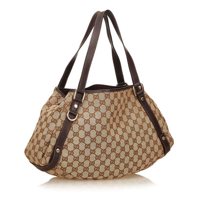 Gucci Cbdb0402 Jacquard-Schultertasche