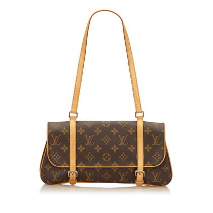 Louis Vuitton Monogram Pochette Marelle MM Shoulder Bag