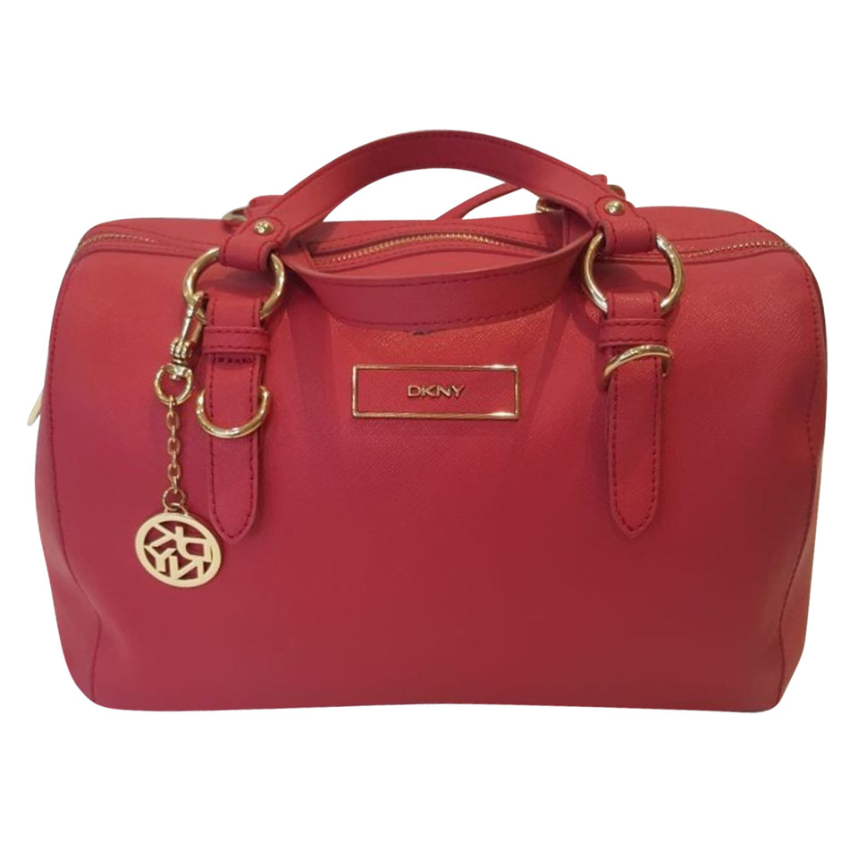 dkny handtasche in rosa second hand dkny handtasche in rosa gebraucht kaufen f r 375 00. Black Bedroom Furniture Sets. Home Design Ideas