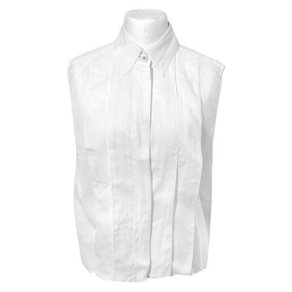 Chanel Blouse in het wit