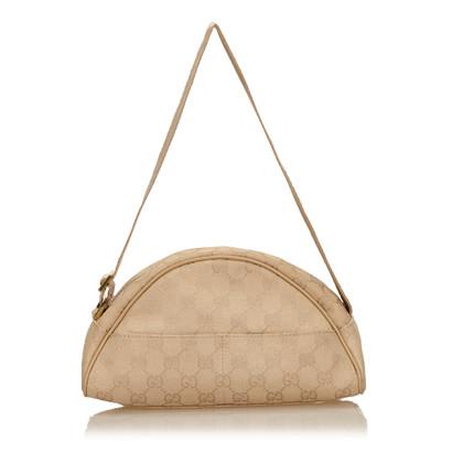 Gucci Jacquard GG Handbag