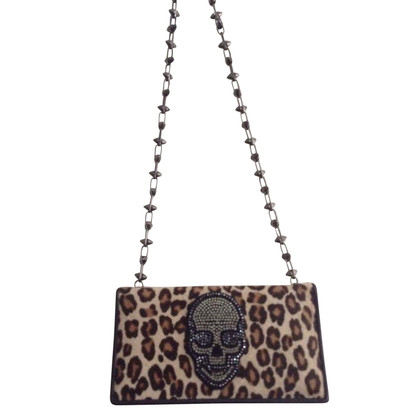Philipp Plein Briefcase with chain