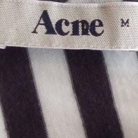 Acne Top con strisce