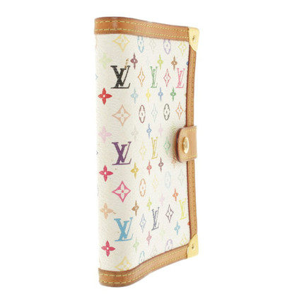 Louis Vuitton Agenda aus Monogram Multicolore Canvas