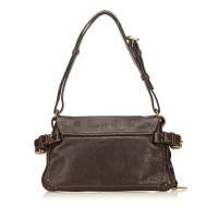 Chloé Leather Paddington Shoulder Bag