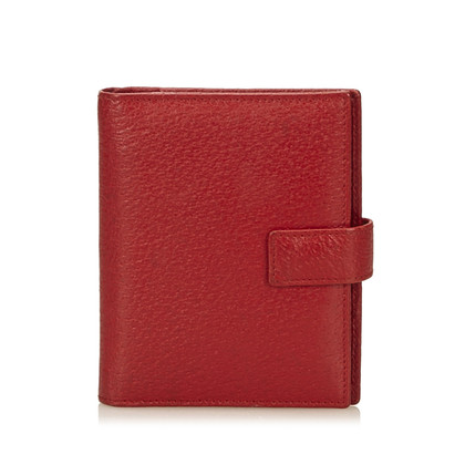 Gucci Geweven Leren Notebook Cover