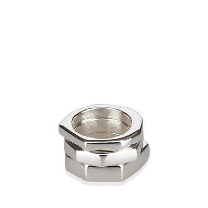 Gucci Dreifach-Sechskant-Ring