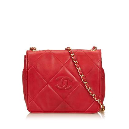 Chanel Flap Bag aus Lammleder