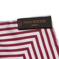 Louis Vuitton Sciarpa di seta stampata