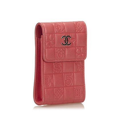 Chanel Lambskin Phone Case