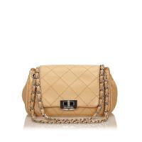 Chanel Reissue in pelle Choco Bar Flap Bag