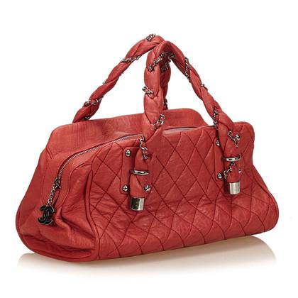 Chanel Matelasse Calf Leather Handbag