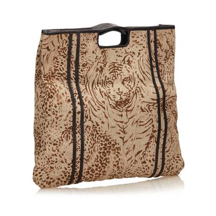 Chloé Gedruckte Faser Tote Bag