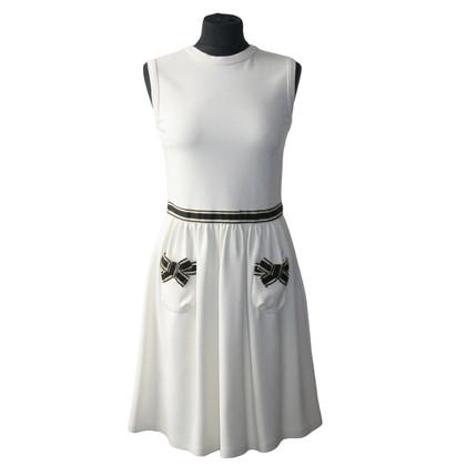 Red Valentino Weißes Kleid