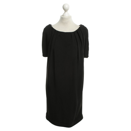 Miu Miu Black dress with pleats