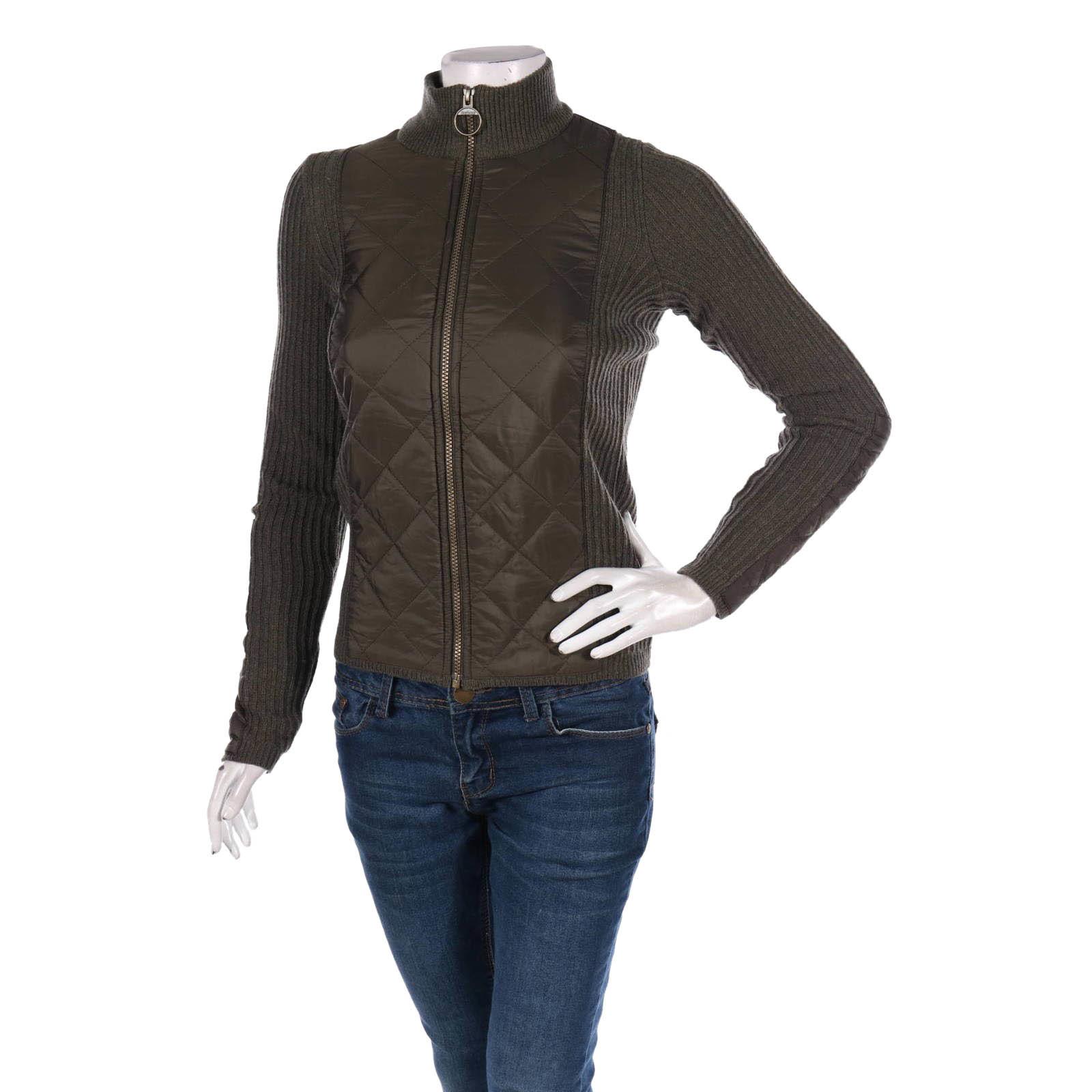 specialförsäljning 100% kvalitet ny produkt Barbour Knitwear Wool in Green - Second Hand Barbour Knitwear Wool ...