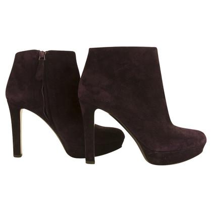 Alexander McQueen Suede boots