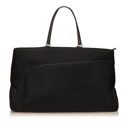 Salvatore Ferragamo Nylon Duffel Bag