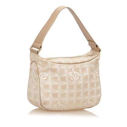 Chanel Travel Line Jacquard Handbag