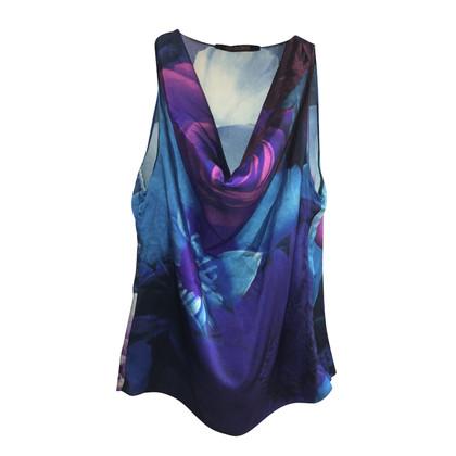 Roberto Cavalli Sleeveless blouse