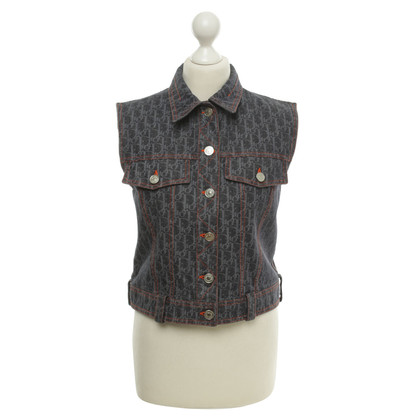 Christian Dior Vest in jeans