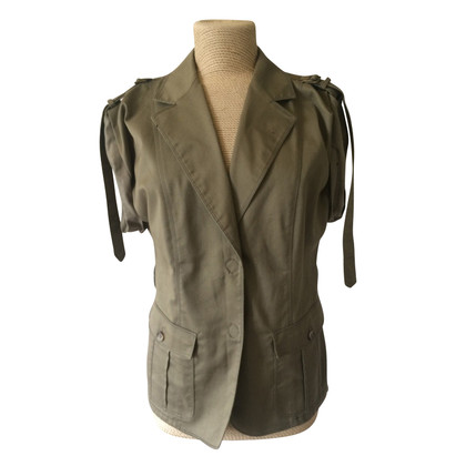 Escada Vest in Safari style
