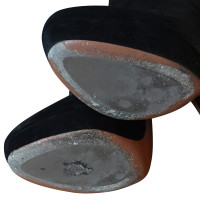 Alaïa suède laarzen