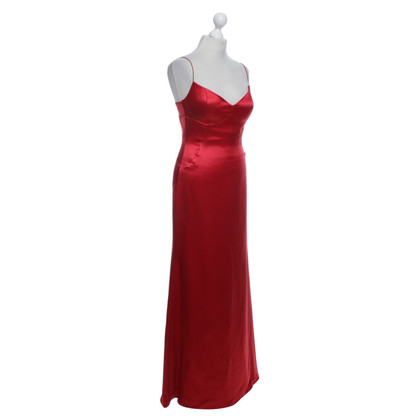 JOOP! Silk dress in red