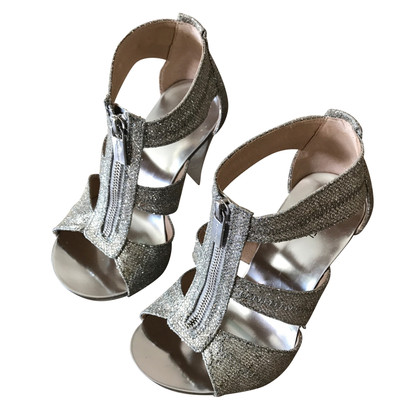 Michael Kors Sandaletten in Silber