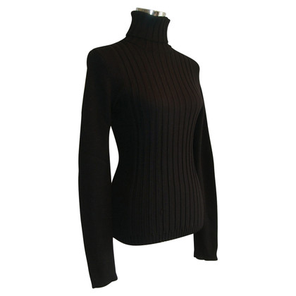 Hugo Boss Black sweater with roll collar
