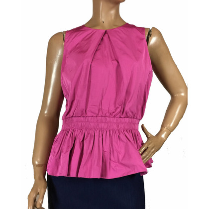 Mulberry Peplum-Top