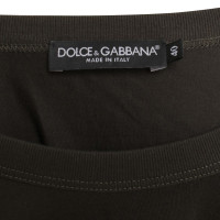Dolce & Gabbana T-shirt in green